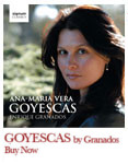 New Album - Goyescas - Buy Now
